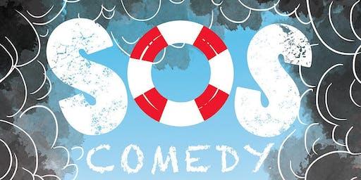 SOS Comedy: Livin' the dream