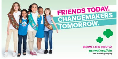 Winneconne Girl Scout Recruitment Night