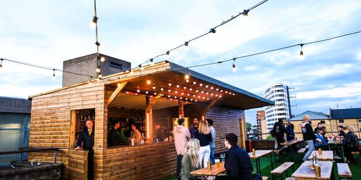 Mess Up Night & Networking Evening at Dalston Roof Park