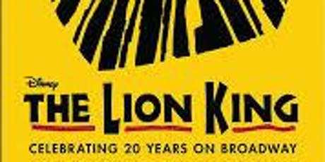 Broadway Across America Presents The Lion King tickets
