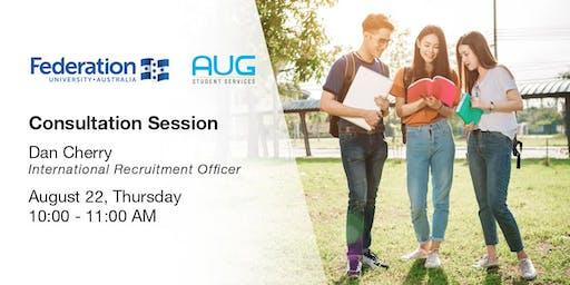 Federation University Australia [FREE Consultation Session]