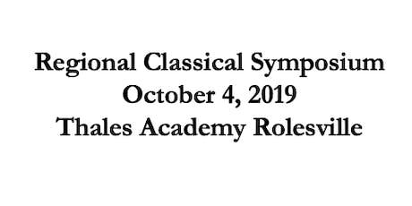 Regional Classical Symposium tickets