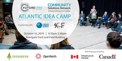 Atlantic Idea Camp: How to be Smart, but Small