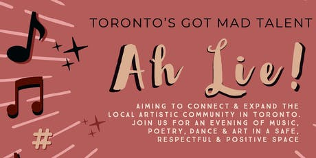 Toronto's  Got Mad Talent tickets
