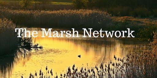 Marsh Networking Over Coffee - October