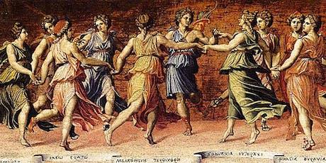 Grupo de teatro: Las musas y la memoria entradas