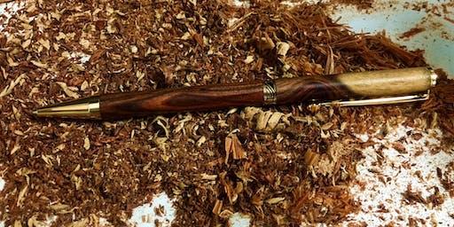 Advanced Woodturning - Pen Making
