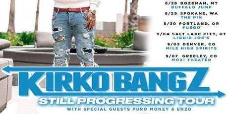 Kirko Bangz @ Furnace 41 tickets