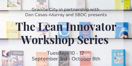 Lean Innovator Business Workshop Series tickets