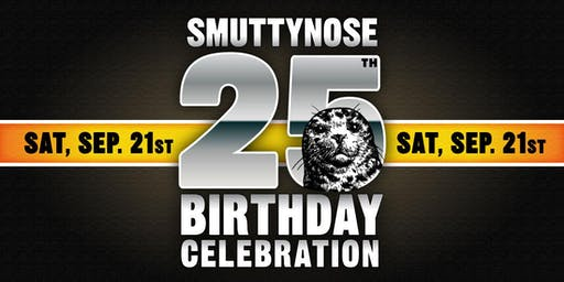 Smuttynose 25th Birthday Celebration