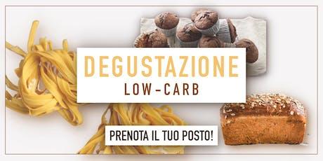 Degustazione Low-Carb biglietti