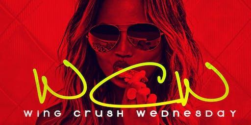 "Wing Crush Wednesday  ""LIL Wangz"" Edition"