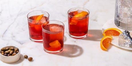 NEGRONI DAYS | Die Vermouth Varianten & Negroni Special Tickets