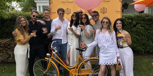 Veuve Clicquot's End of Summer Hamptons Labor Day Clambake