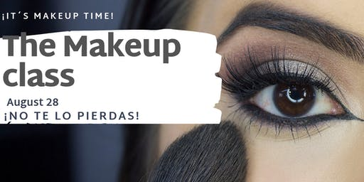 The makeup class