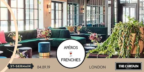Apéros Frenchies Afterwork - London tickets