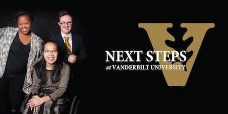 Next Steps at Vanderbilt  tickets