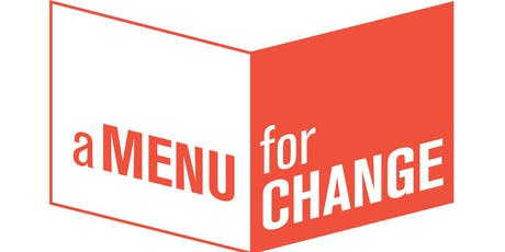 A Menu for Change National Conference tickets