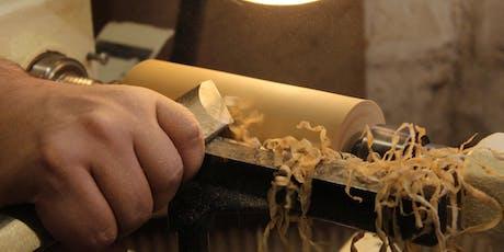 Basic Woodturning tickets