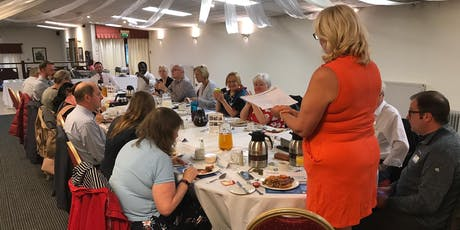 4Networking Nuneaton- Bedworth Business Breakfast tickets