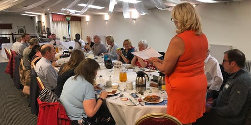 4Networking Nuneaton- Bedworth Business Breakfast