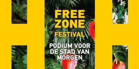 Freezone Festival Hondsrugpark tickets