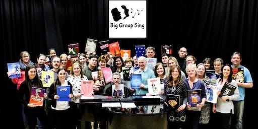 The Big Group Sing Christmas Concert 2019