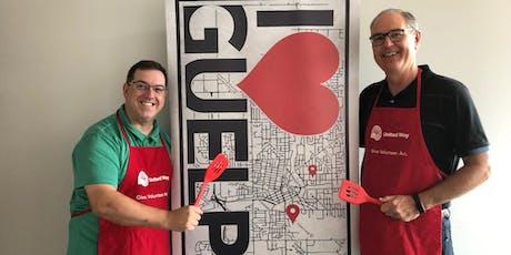 2019 United Way Kick-Off & Update on the Mayor's Taskforce on Homelessness tickets