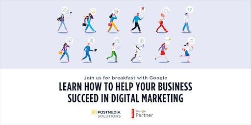 Postmedia Breakfast Google Event