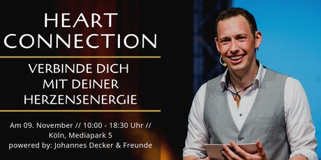 HEART CONNECTION - Verbinde dich mit deiner Herzensenergie Tickets