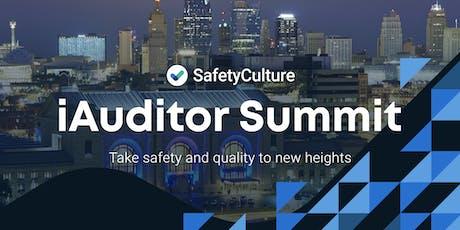 iAuditor Summit 2019 tickets