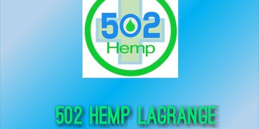 502 Hemp LaGrange Second Location Opening