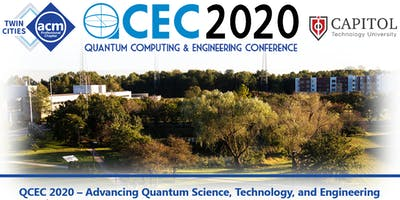 QCEC 2020: Quantum Computing and Engineering Conference