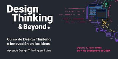 Curso de Design Thinking e Innovación en las ideas