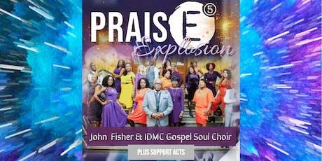 IDMC Praise Explosion tickets