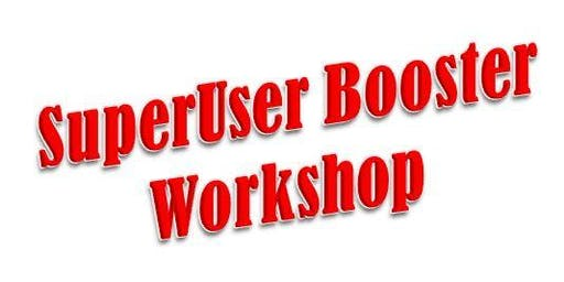 October CANS & ANSA SuperUser Booster Workshop (Fort Wayne)