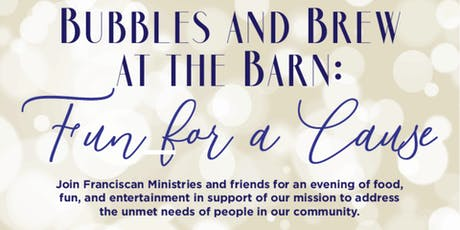 Bubbles And Brew At The Barn tickets