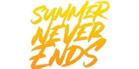 Summer Never Ends tickets