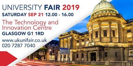 UK University Fair Scotland tickets