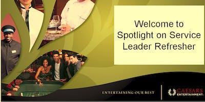 LEADER Spotlight on Service Class - HAC