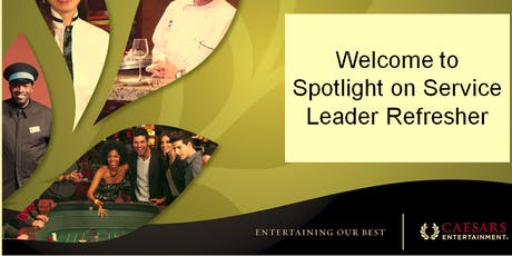 LEADER Spotlight on Service Class - HAC tickets