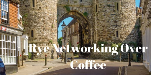 Rye Networking Over Coffee - October