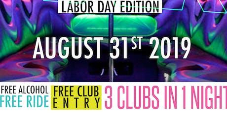 Labor Day Club Walk  tickets