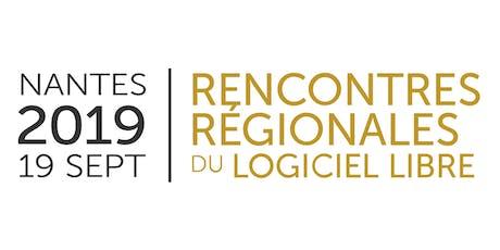 Rencontres Régionales du Logiciel Libre billets