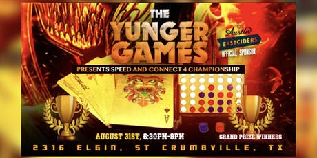 The Yunger Games: SPEED & CONNECT 4 Championships tickets