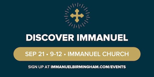 Discover Immanuel - Fall 2019