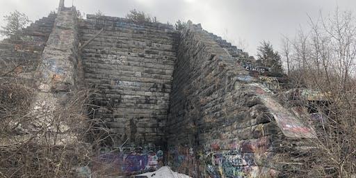 Split Rock Quarry Cleanup!