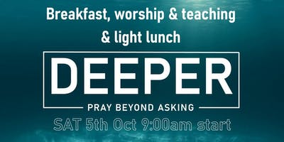 DEEPER Saturday @ St Peter's Centre