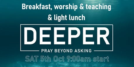DEEPER Saturday @ St Peter's Centre tickets