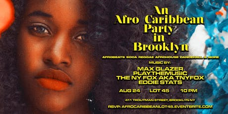 An Afro-Caribbean Party in Brooklyn tickets